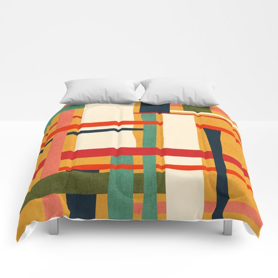 Variation of a theme Comforters