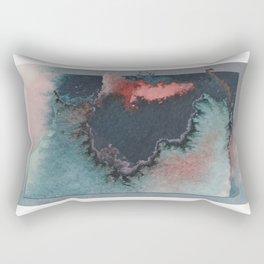 galaxy erupt Rectangular Pillow