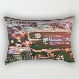 First Generation Rectangular Pillow
