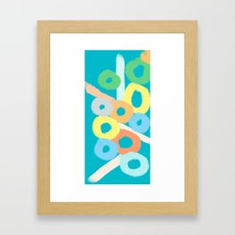 Joshua Framed Art Print