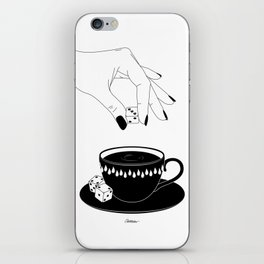 How Many Addictions iPhone Skin