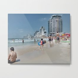 too be young again Metal Print