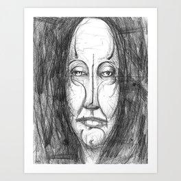 Guía Art Print