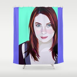 The Guild Shower Curtain