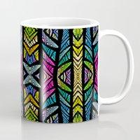 xoxo Mugs featuring XOXO by Klara Acel