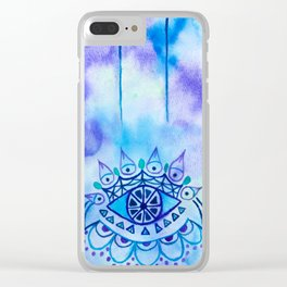Amulet Clear iPhone Case