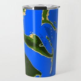 Inlet of Nowhere Travel Mug