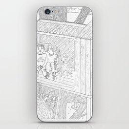 beegarden.works 012 iPhone Skin