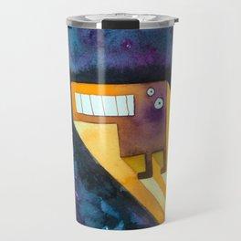 Tetris Monster Zooming Travel Mug