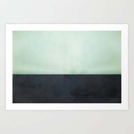 Modern Abstract Art Design - Perfect Canvas For Home or Office Art Print