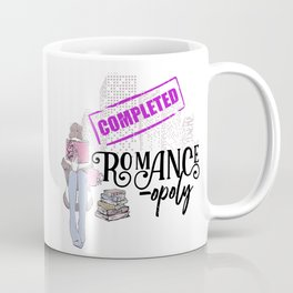 Romanceopoly 2019 Completed Coffee Mug