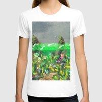 underwater T-shirts featuring Underwater by Lara Paulussen