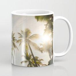 Palm Trees. Coffee Mug