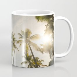 Palm Trees. Coffee Mug
