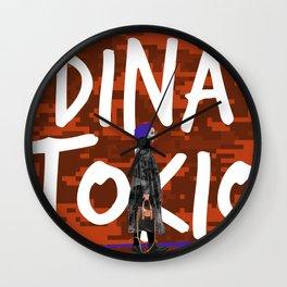 Dina Tokio Wall Clock