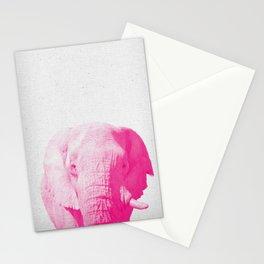 Elephant 02 Stationery Cards