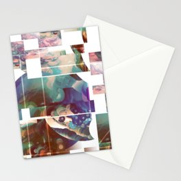 Abstract Expressions Stationery Cards