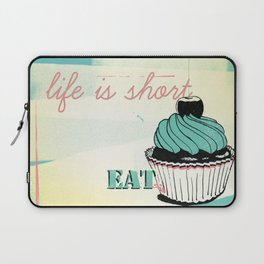 Cupcake Laptop Sleeve