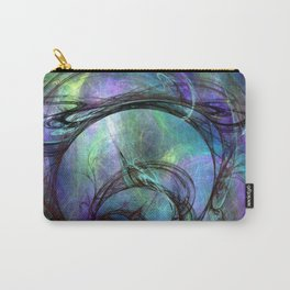 Soundwaves Carry-All Pouch