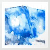 Abstract #48 Art Print