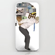 The Weight of Technology #2 iPhone 6s Slim Case