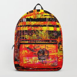 Red Wings Backpack