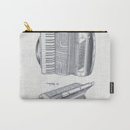 Accordion Carry-All Pouch