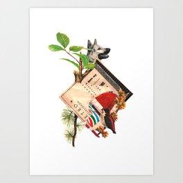 Etro - Omo Art Print