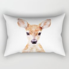 Little Deer Rectangular Pillow