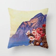 Kanata Scents Throw Pillow