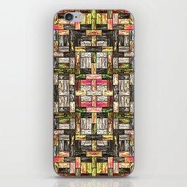 PATTERN-420 iPhone Skin