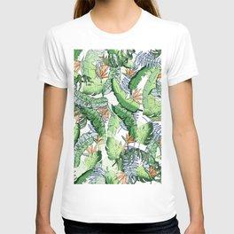 Tropical Jungle Vibes T-shirt
