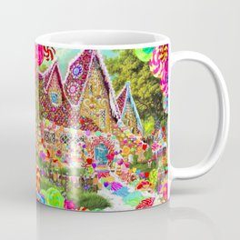 The Gingerbread House Coffee Mug