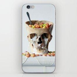 Cereal Killer #2 iPhone Skin