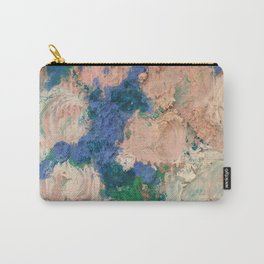 Rose Flowers Carry-All Pouch