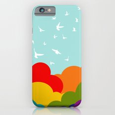 Up, Up, and Away! iPhone 6s Slim Case