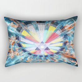 Cosmic NewLight Rectangular Pillow