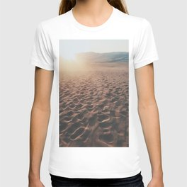 Desert Footprints T-shirt