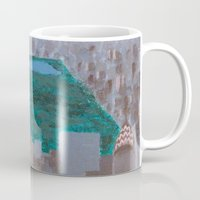 central park Mugs featuring central park by cityclectic design