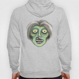 Carl The Zombie Hoody