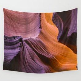 Antelope Canyon Morning Light 3-9-15  Wall Tapestry