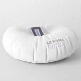 Aldo Semi Bold Floor Pillow