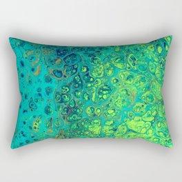Reptilian Rectangular Pillow