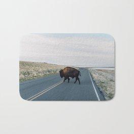 Buffalo Crossing Bath Mat