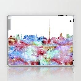 Dublin Skyline Ireland Laptop & iPad Skin