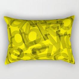 Helvetibet Rectangular Pillow