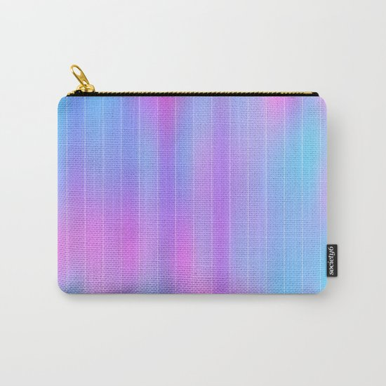 Retro Pink Carry-All Pouch
