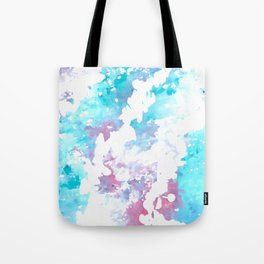 Blueberry Bubblegum Tote Bag