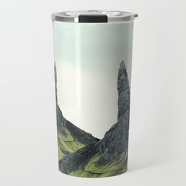 Isle of Skye Abstract Travel Mug
