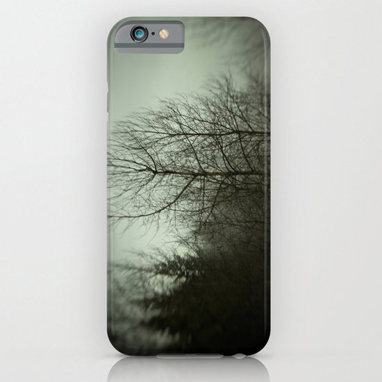 Tree mist iPhone & iPod Case